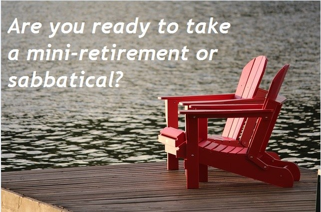 are you prepared for Sabbatical